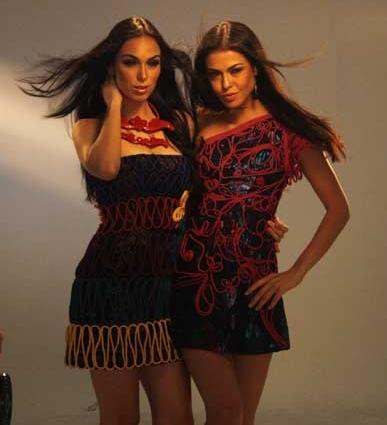 Roberta dan Flavia Single Perdana Kacau Galau
