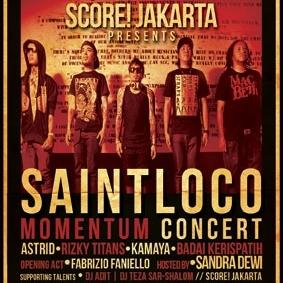 Saint Loco Momentum Concert