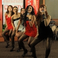 The Dreamgirlz Latihan Tiap Hari