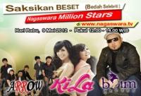 Beset 9 Mei 2012 NSTV & Nagaswara FM