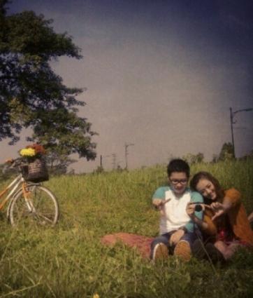 Kerispatih Syuting Video Klip Melekat Di Jiwa