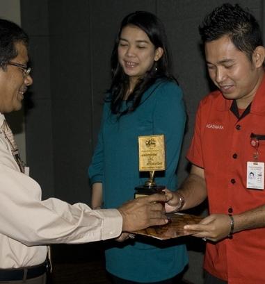 Nagaswara Dapat Penghargaan dari Perpustakaan Nasional