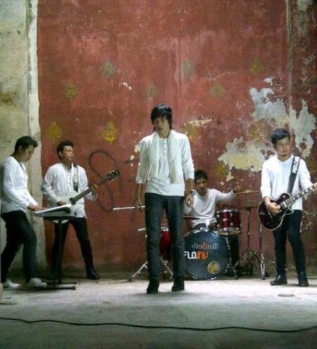 Dadali Band Syuting Tak Pantas di Surga