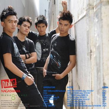 Nixie Band Rilis Single Karna Kamu 19 Juni 2012
