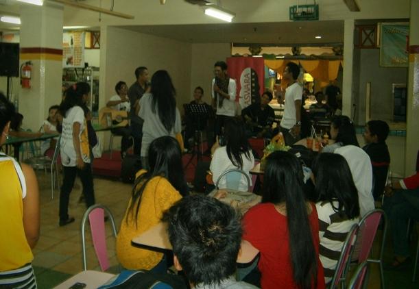 NYASARkustik Launching di Buka Puasa Bersama
