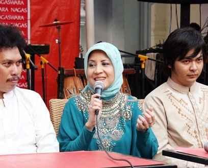 Asti Asmodiwati Melangkah di Jalan Mu