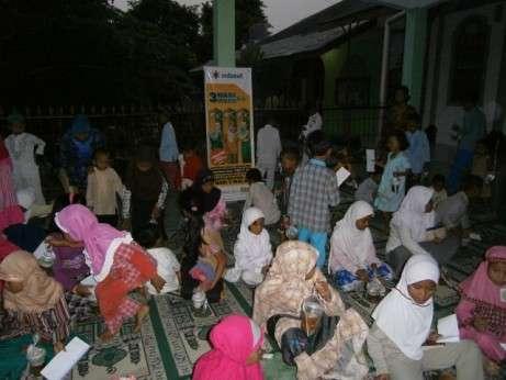 Indosat Tasyakur Nagaswara FM di Mesjid Agung Al Muhajirin Depok