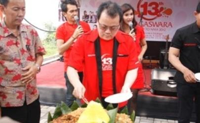 13 Tahun NAGASWARA Dirayakan di Nagaswara FM Bogor