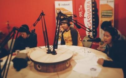 Indosat Paket Haji 2012 di Nagaswara FM Bogor