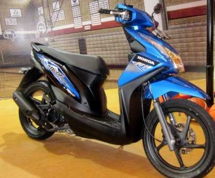 Honda Beat FI dikenalkan di Event Honda Schoollicious Start to Ride
