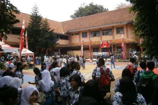 Honda Schoollicious Ramaikan SMK Negeri 1 Bogor