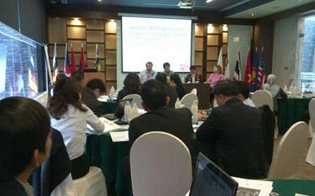 ASEAN-USPTO Seminar di Bangkok Thailand