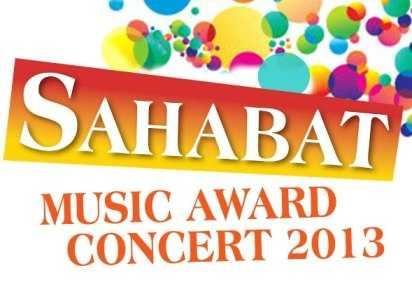 Konser Sahabat Music Award 2013