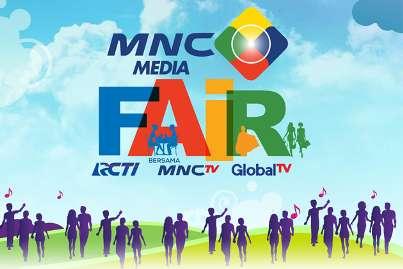 MNC Fair bersama RCTI MNCTV GlobalTV