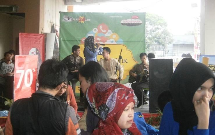 Nyasarkustik Ramadhan di Lippo Malls Ekalokasari Bogor
