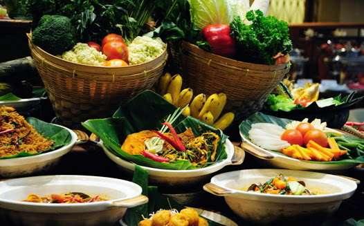 Kota Wisata Kuliner di Indonesia