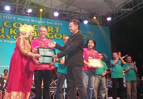 Devia Sherly Mustafa Tour Show Bogoh Ka Bogor