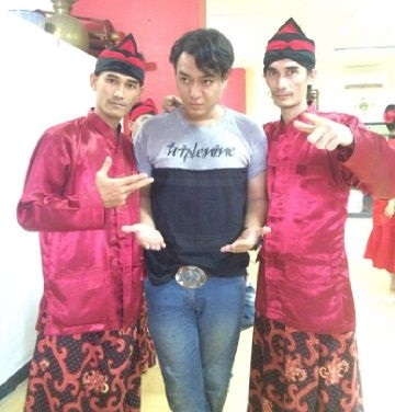 Jaluz Band Angkat Kesenian Sunda