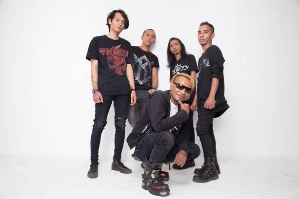 Muhklis KK Band Nekad Ngeband di Jakarta
