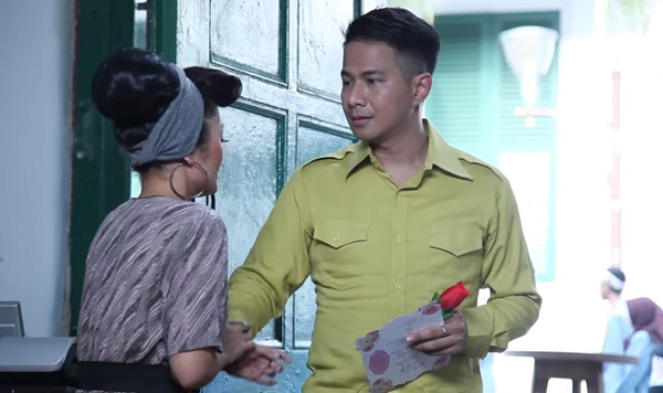 Siti Badriah Duet Dengan Delon Idola Indonesia