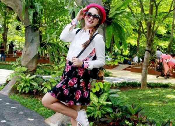 Fitri Carlina Berbagi Kiat Untuk Merawat Tubuh Ideal