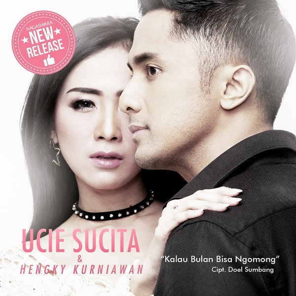 Ucie Sucita & Hengky Kurniawan Rilis Single Kalau Bulan Bisa Ngomong