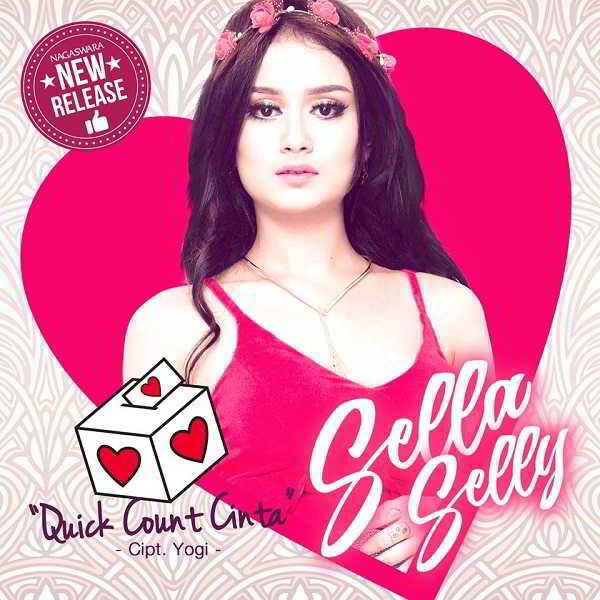 Sella Selly Rilis Single Terbarau Berjudul Quick Count Cinta