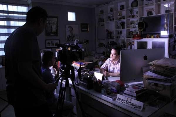 CEO NAGASWARA Berharap Tuntasnya Pembajakan Hak Cipta