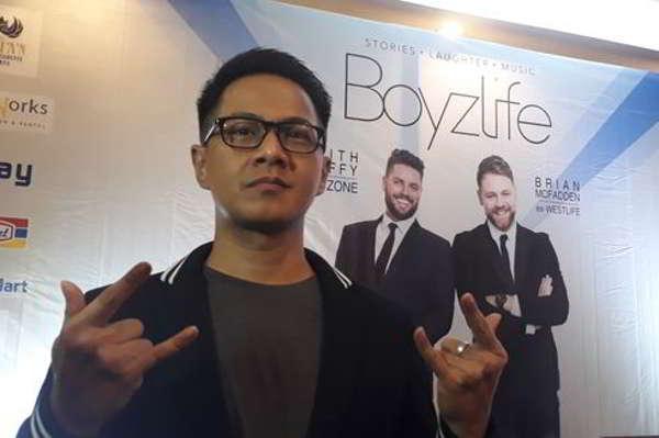 Delon Tak Kalah Memikat dari Boyzlife