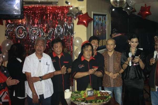 Malam Akrab HUT Ke-3 Forwan di Resto Bukit Bintang