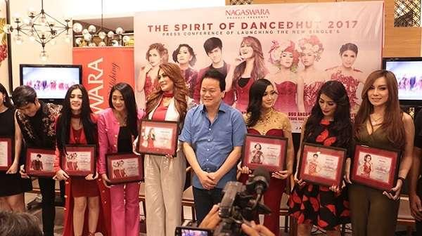 Nagaswara Luncurkan The Spirit of Dancedhut 2017 Penuh Semangat