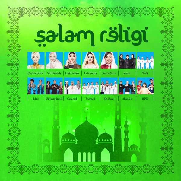 Nagaswara Rilis Radio Dan iTunes Album Salam Religi