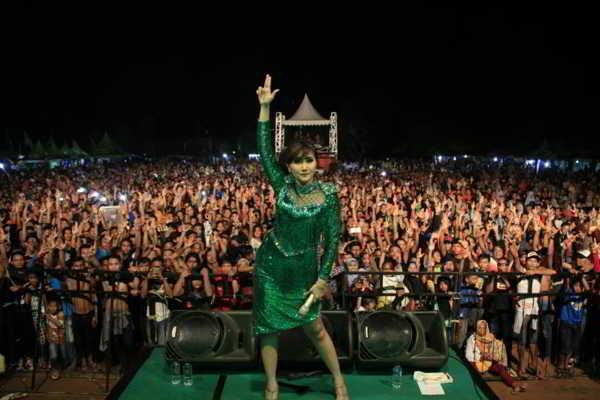 Ratu Idola Konser Satu Tujuan Bengkulu