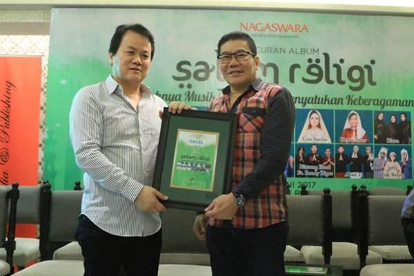 Album Nagaswara Salam Religi Ajak Seniman Karya Kebaikan