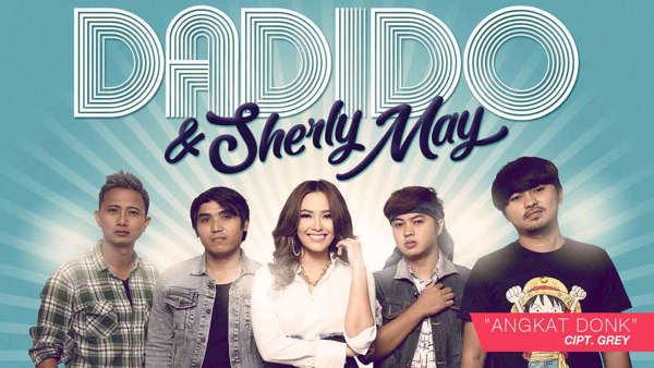 Dadido & Sherly May Rilis Single Kolaborasi Berjudul Angkat Donk
