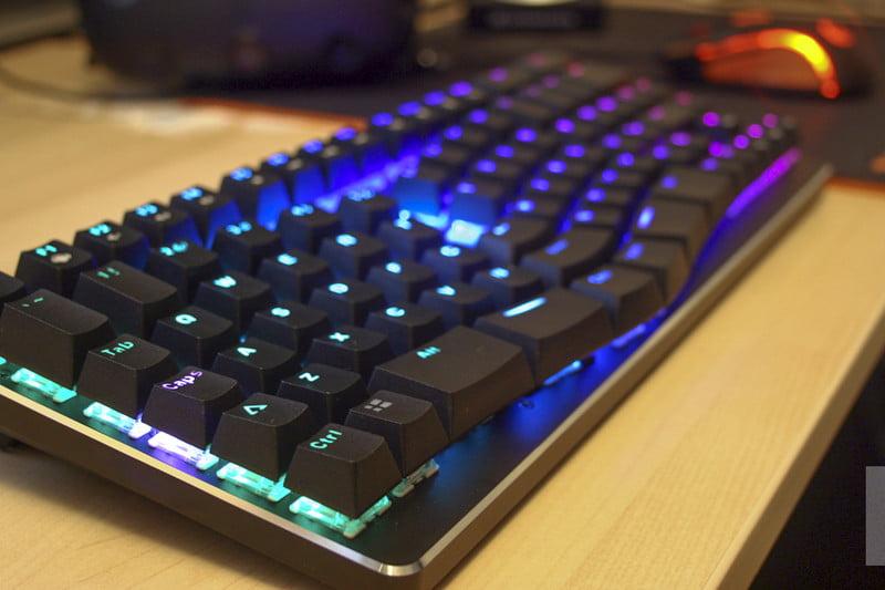 Kapan keyboard pertama kali ditemukan?