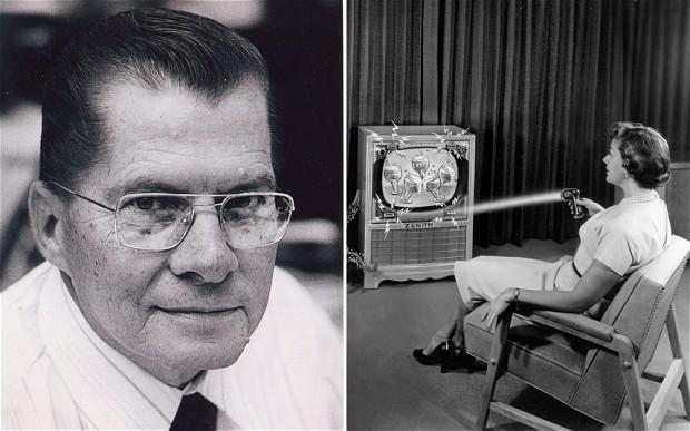 Sekilas Sejarah Remot Control TV