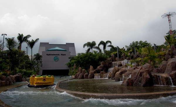 Wahana Terbaik di Universal Studio Singapura Yang Sayang Dilewatkan