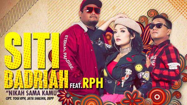 Setahun Lagi Syantik Siti Badriah Rilis Nikah Sama Kamu Featuring RPH