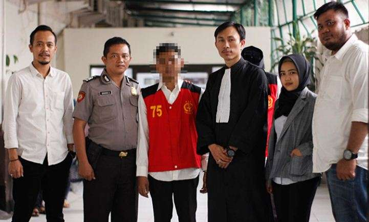 Pelaku Pelanggaran Hak Cipta ME Akhrinya Divonis Satu Tahun Penjara