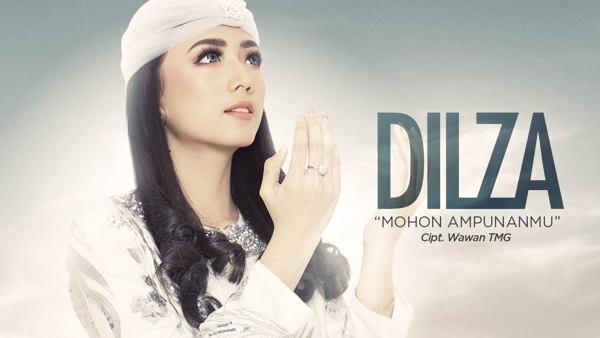 Dilza Menjelang Ramadhan Perkenalkan Single Religi Mohon AmpunanMu