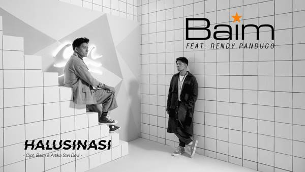 Baim Putar Perdana Single Halusinasi Featuring Randy Pandugo