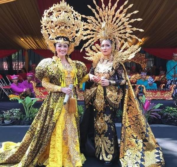 Fitri Carlina Ikut Meriahkan Festival Cheng Ho 2019 Semarang