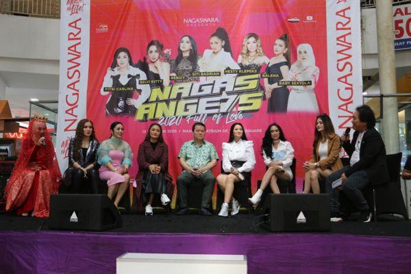 NAGAS ANGE7S 2020 Full Of Love Resmi Diluncurkan NAGASWARA