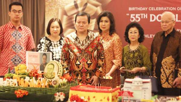 ROKETS Label Diperkenalkan Di Ulang Tahun ke-55 CEO NAGASWARA