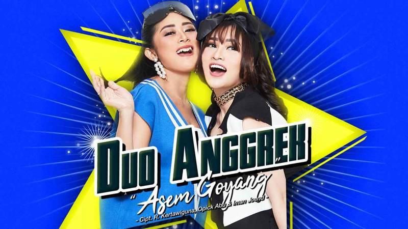 Asem Goyang Jadi Judul Single Terbaru Duo Anggrek