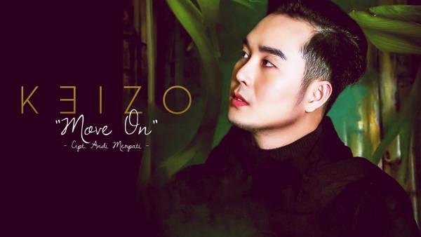 Keizo Luncurkan Single Genre Pop Yang Berjudul Move On