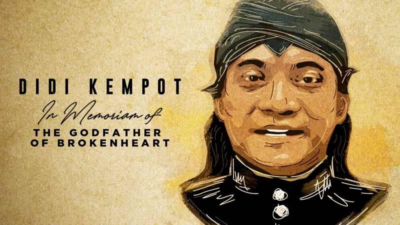 Mini Album Didi Kempot In Memoriam The GodFather of Broken Heart